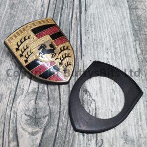 BB-267 Porsche Hood emblem rubber