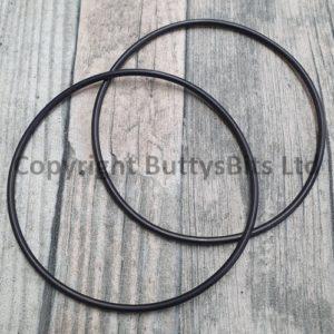 BB-303 912 911 Rear Hub bearing O rings