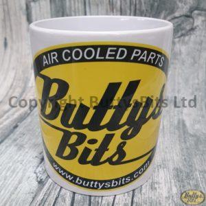 Oval Butty Mug
