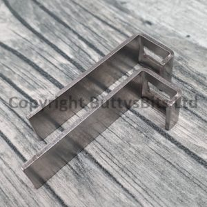 BB-310 911 912 Oil Gauge mounting brackets (Stainless steel)